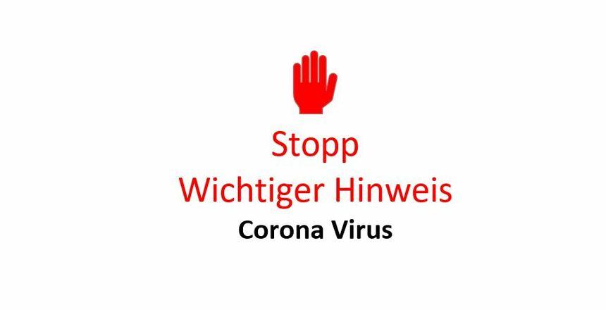 Bildergebnis für virus corona stopp